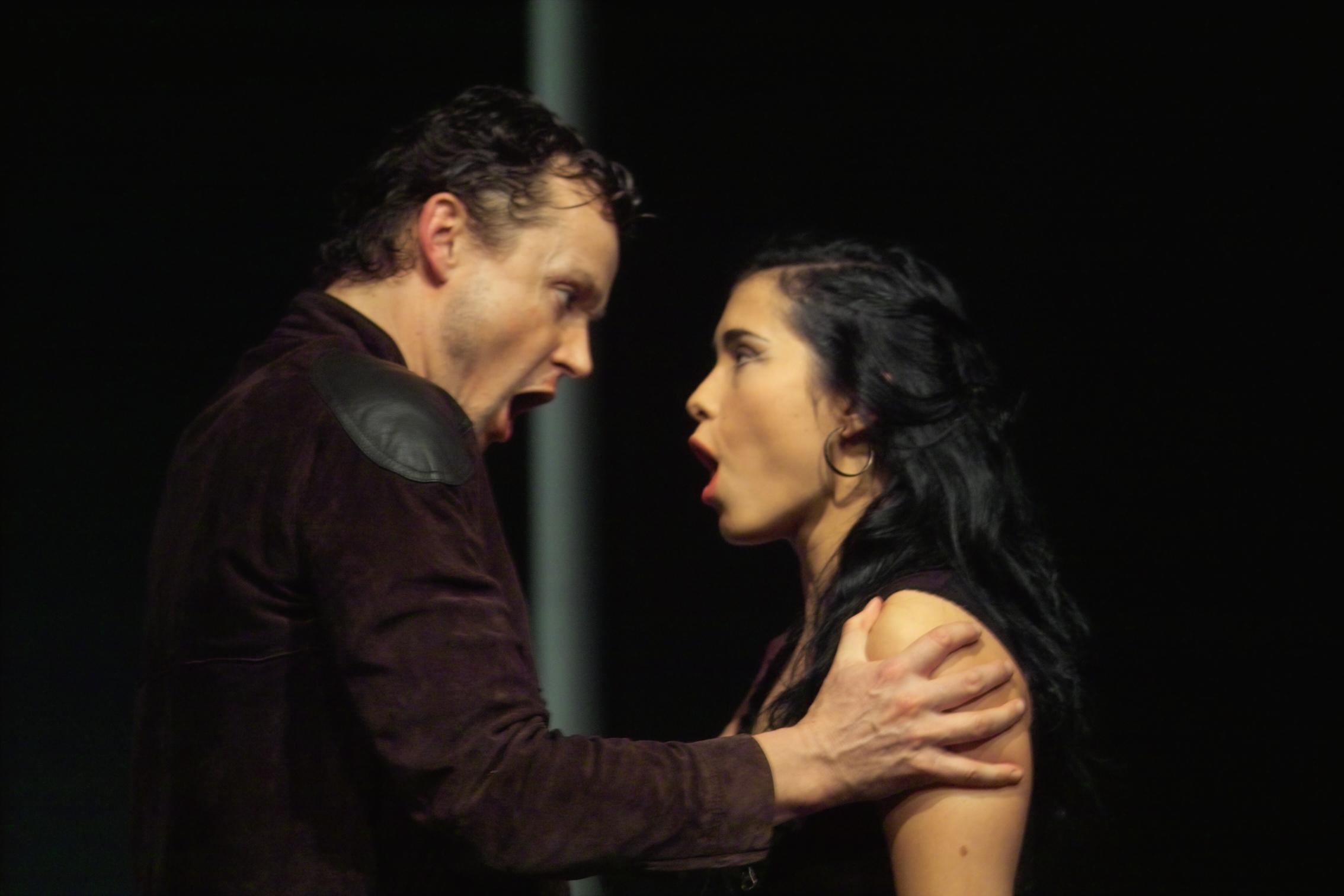 Carmen en Don Jose